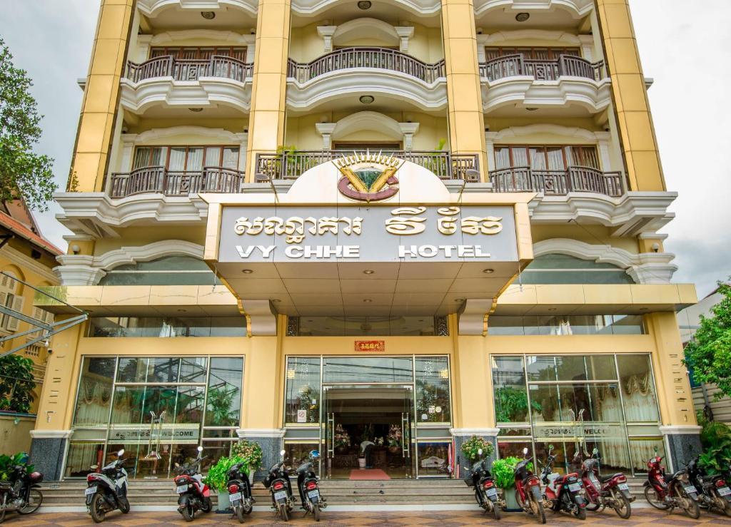 Whores in Battambang