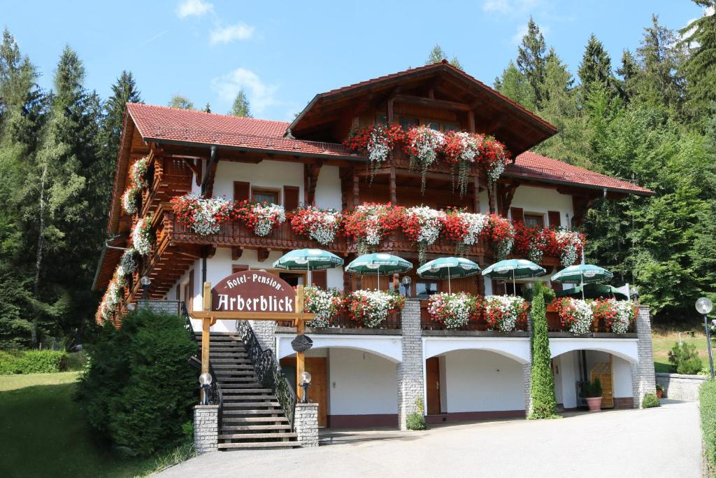 Garnihotel Arberblick Deutschland Lohberg Booking Com