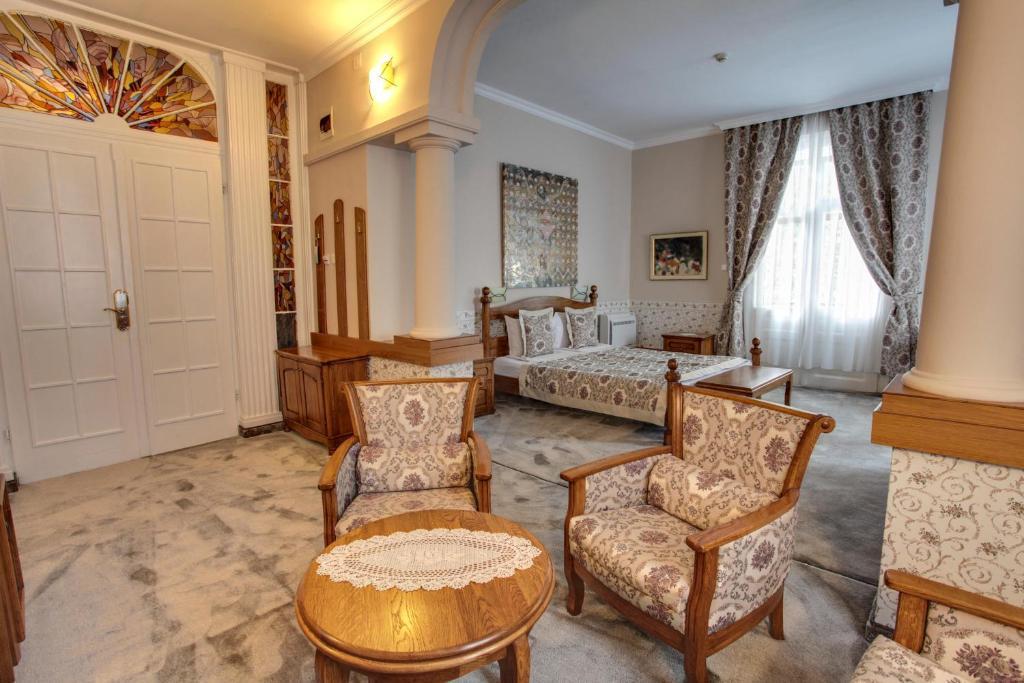 Хотел Hotel Restaurant Odeon - Пловдив