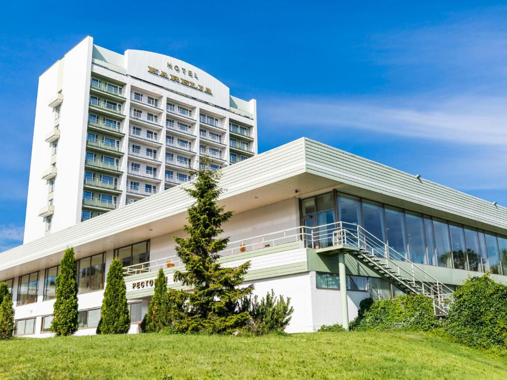 Hotels of Petrozavodsk in Karelia: a list 42