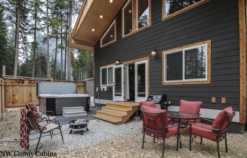 Cool Vacation Home Compass Cabin Leavenworth Wa Booking Com Best Image Libraries Barepthycampuscom
