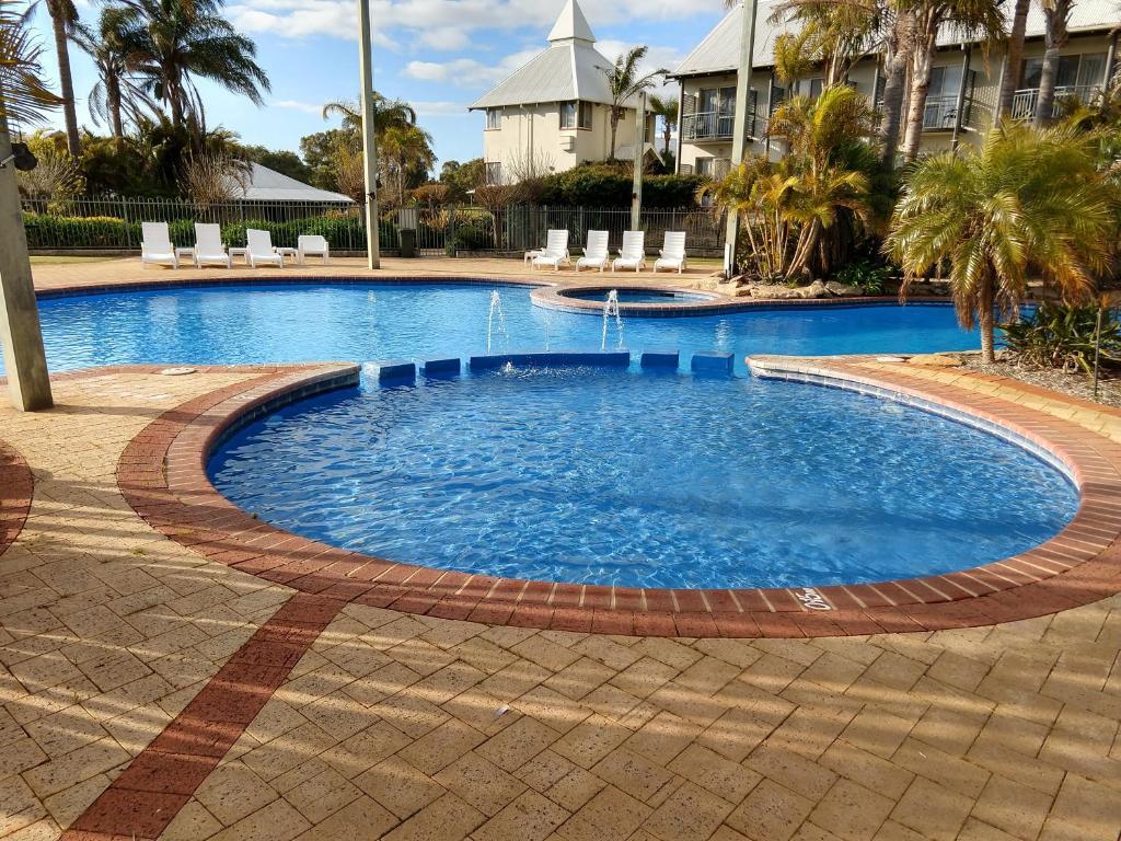 Tranquility 'Sanctuary' Apartment, Bunbury, Australia - Booking com