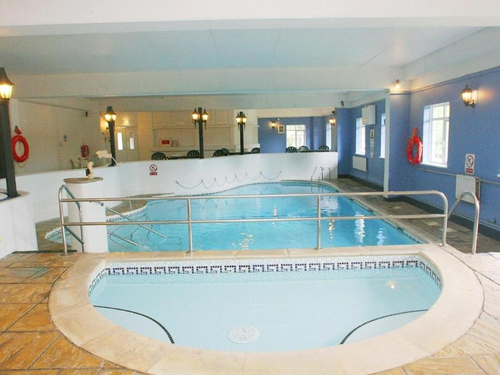 The swimming pool at or near Tregenna Suite, PENZANCE