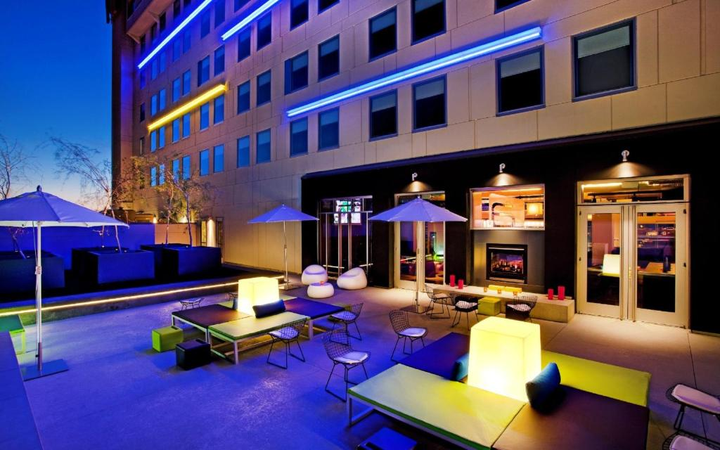 Hotel Aloft Tucson University AZ