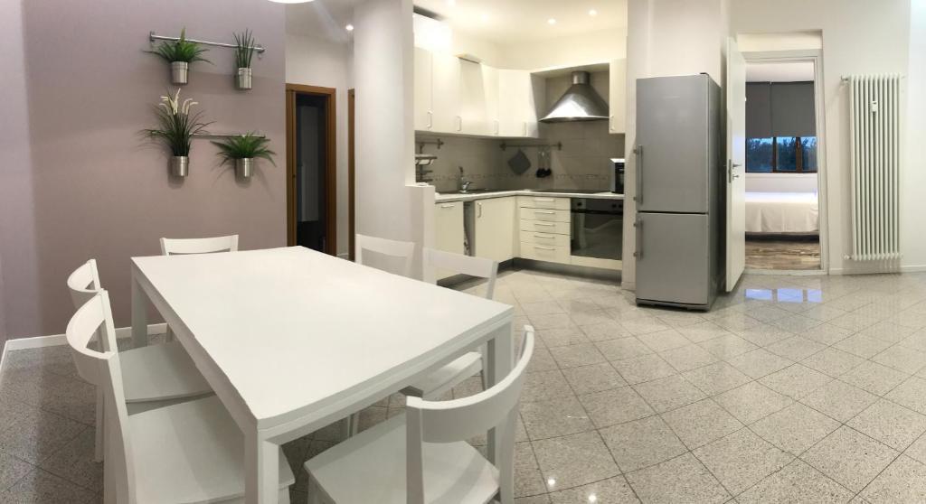 Een keuken of kitchenette bij Suite i Gessi