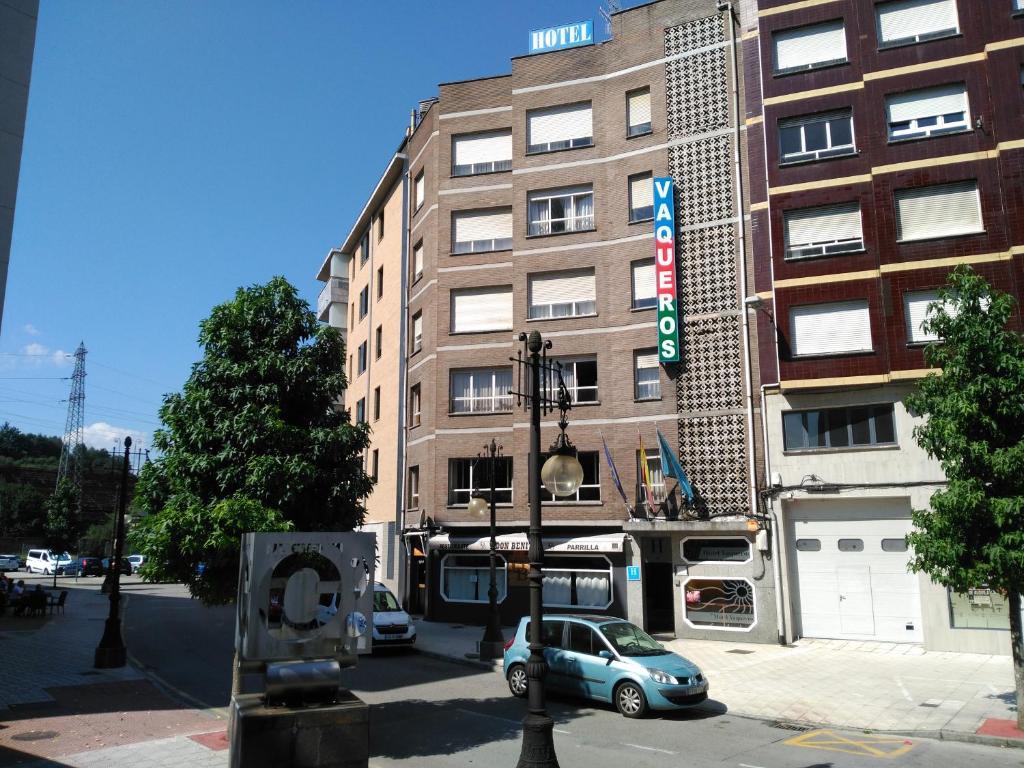 Hotel Vaqueros, Langreo – Updated 2019 Prices