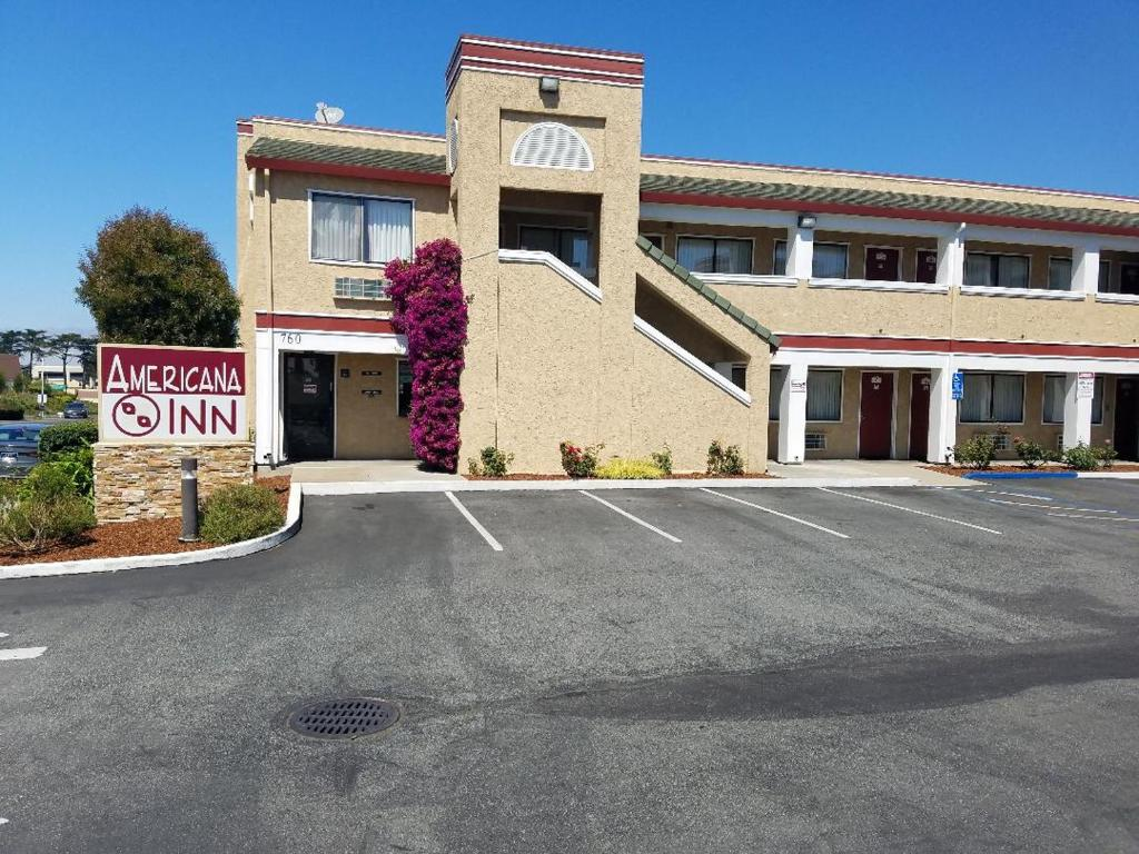 americana inn motel, south san francisco, ca - booking