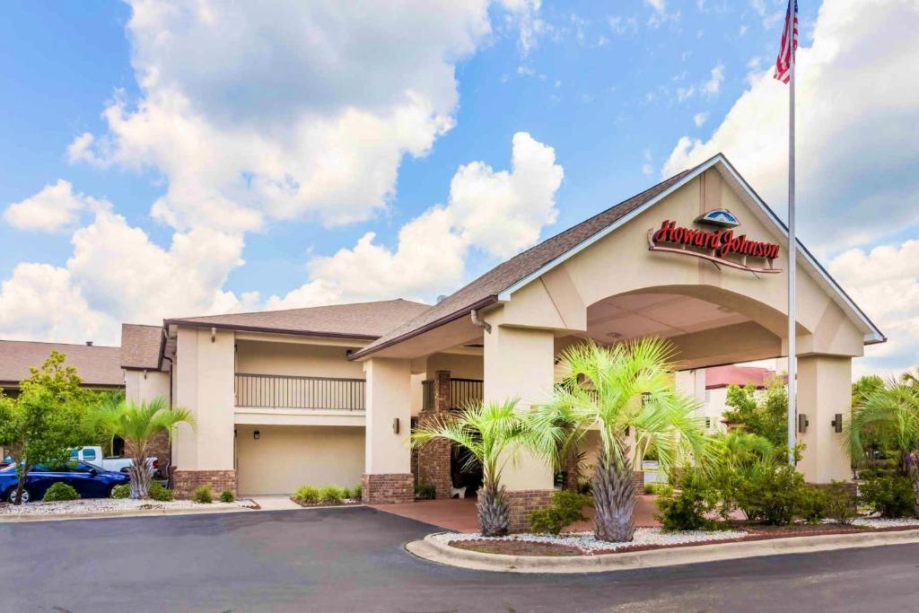 Hotel Howard Johnson Georgetown Savannah Ga Booking