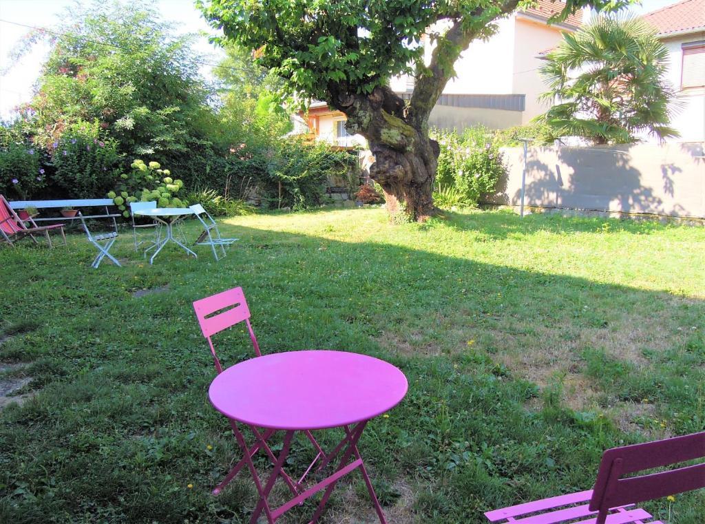 Ferienwohnung T2 rez de jardin ❤️Parking gratuit, tram #F2 ...