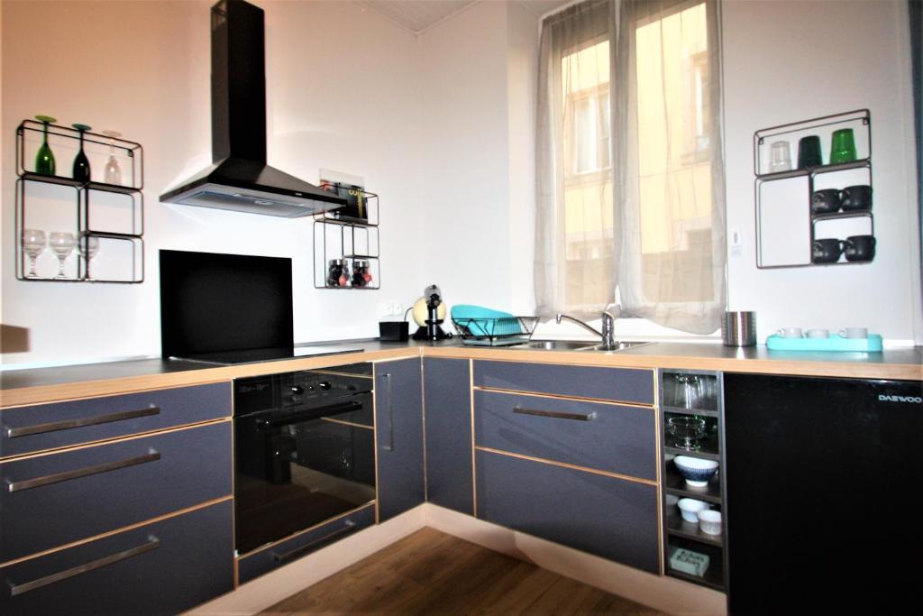 Apartment Escale Meublee Belfort France Booking Com