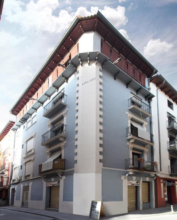 Apartamentos Alcoba de Baco fotografía
