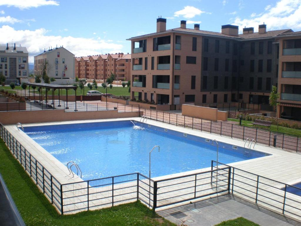 Apartments In Santa Cilia De Jaca Aragon