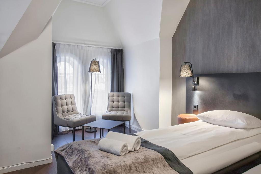 Saga Hotel Oslo Central