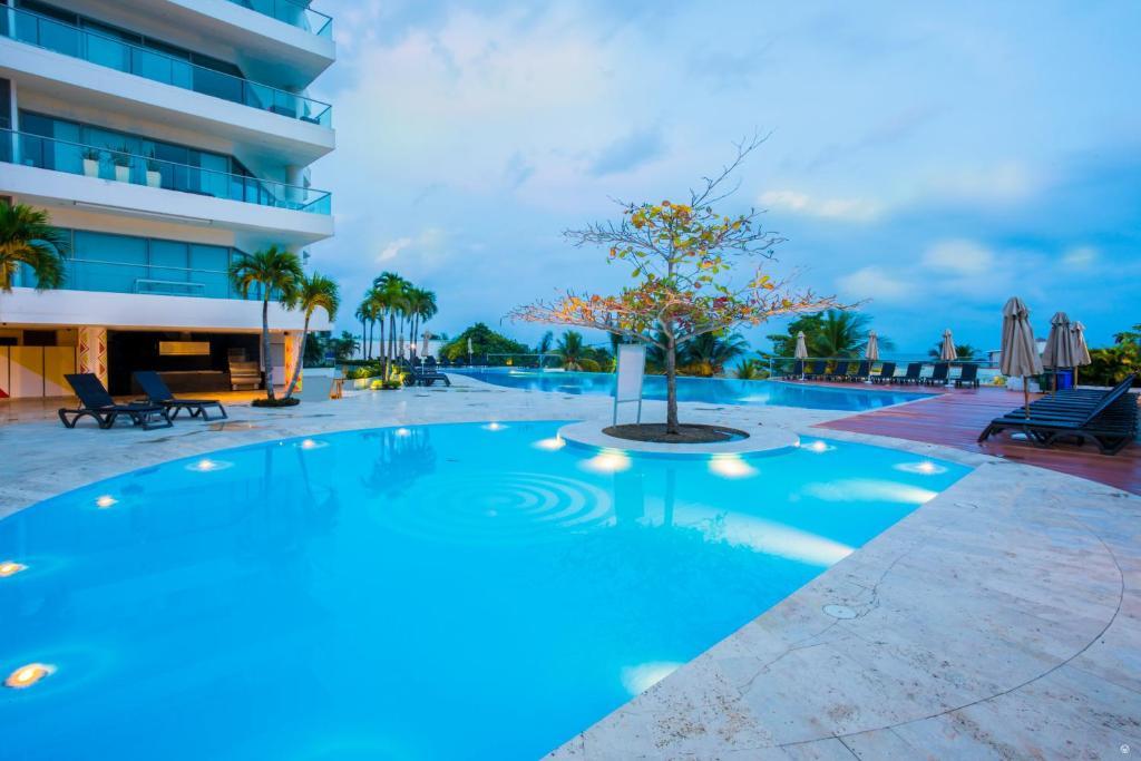 b2b276bf2692 Piscina en o cerca de Sonesta Hotel Cartagena