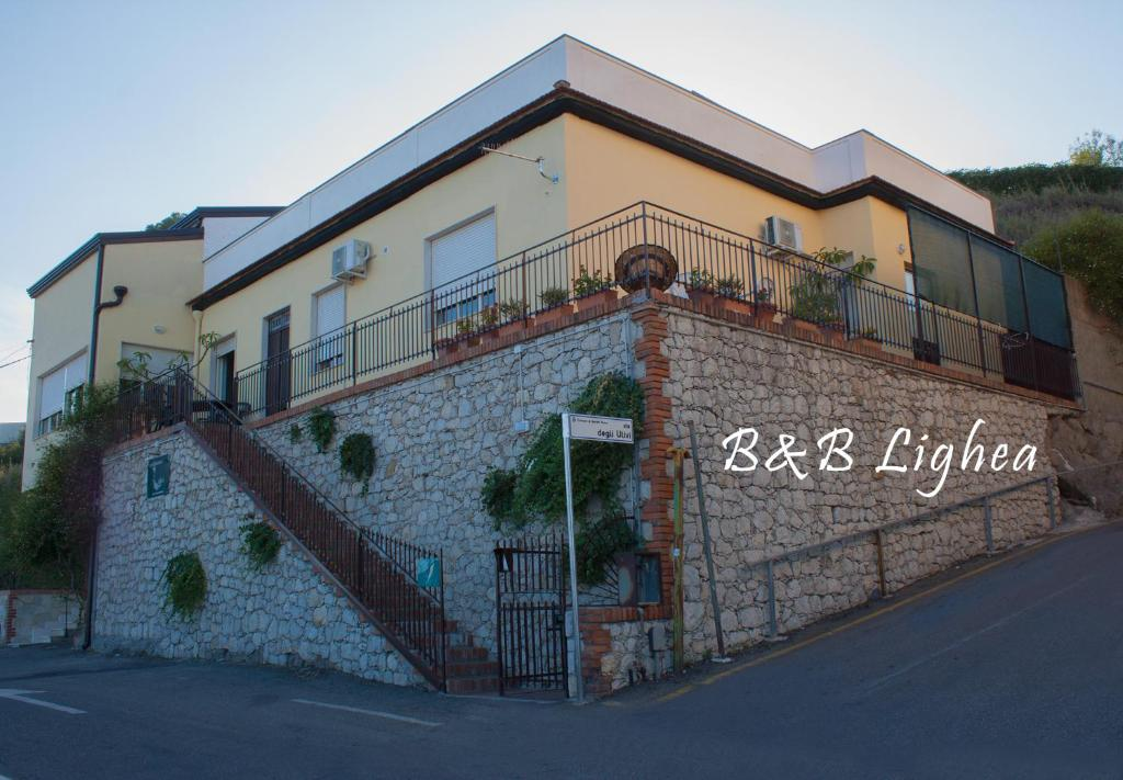 Bed & breakfast lighea giardini naxos italy booking.com