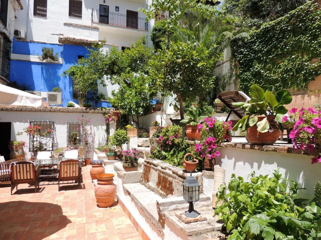 boutique hotels in granada  123