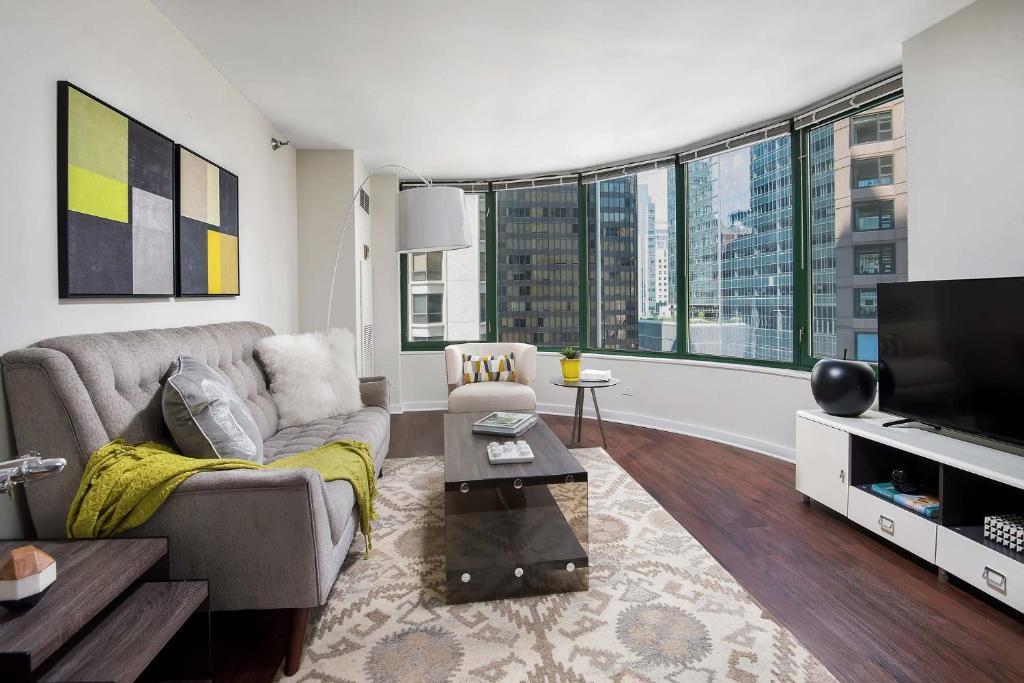 apartment city view studio chicago il booking com