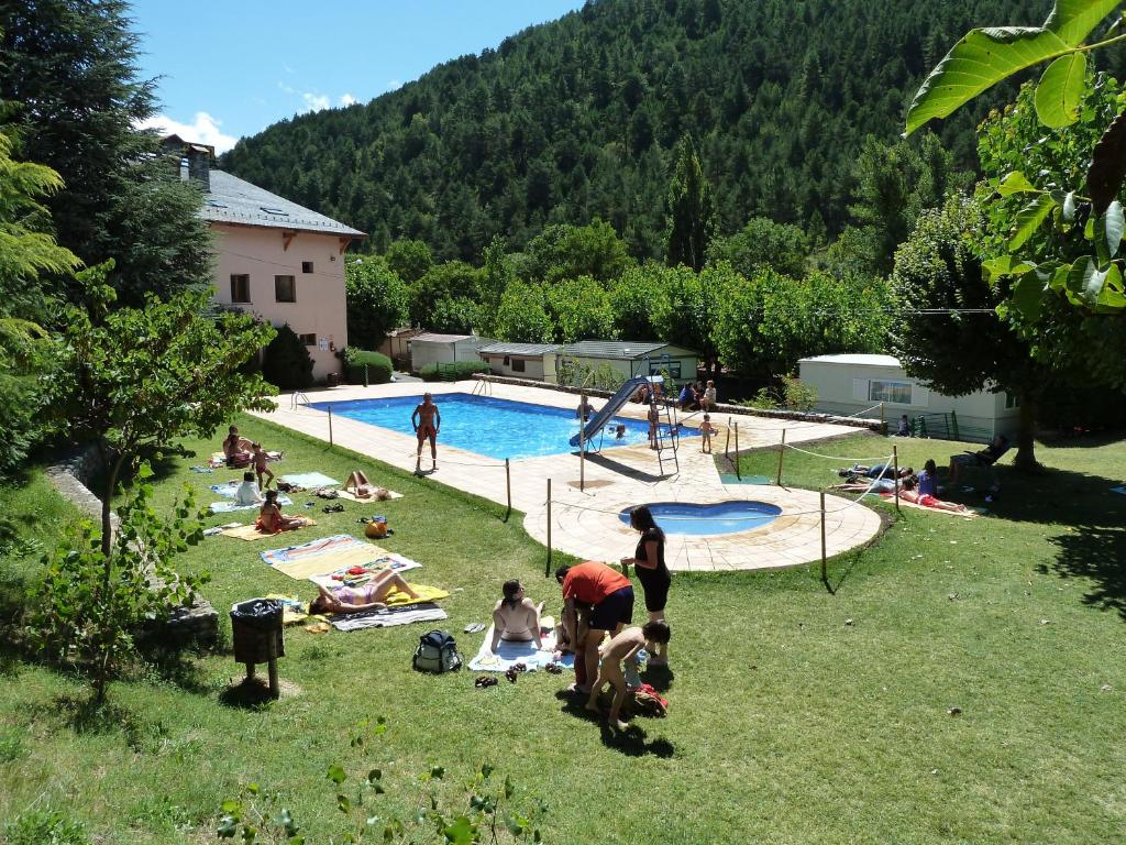 Apartments In Martinet Catalonia