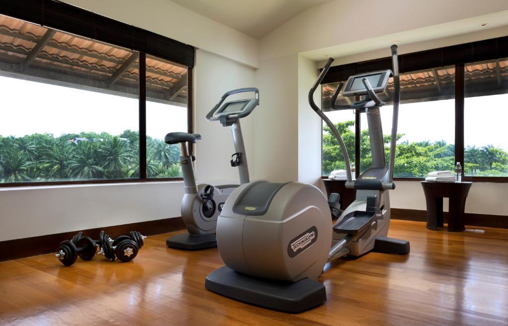 The fitness center and/or fitness facilities at The Saujana Kuala Lumpur