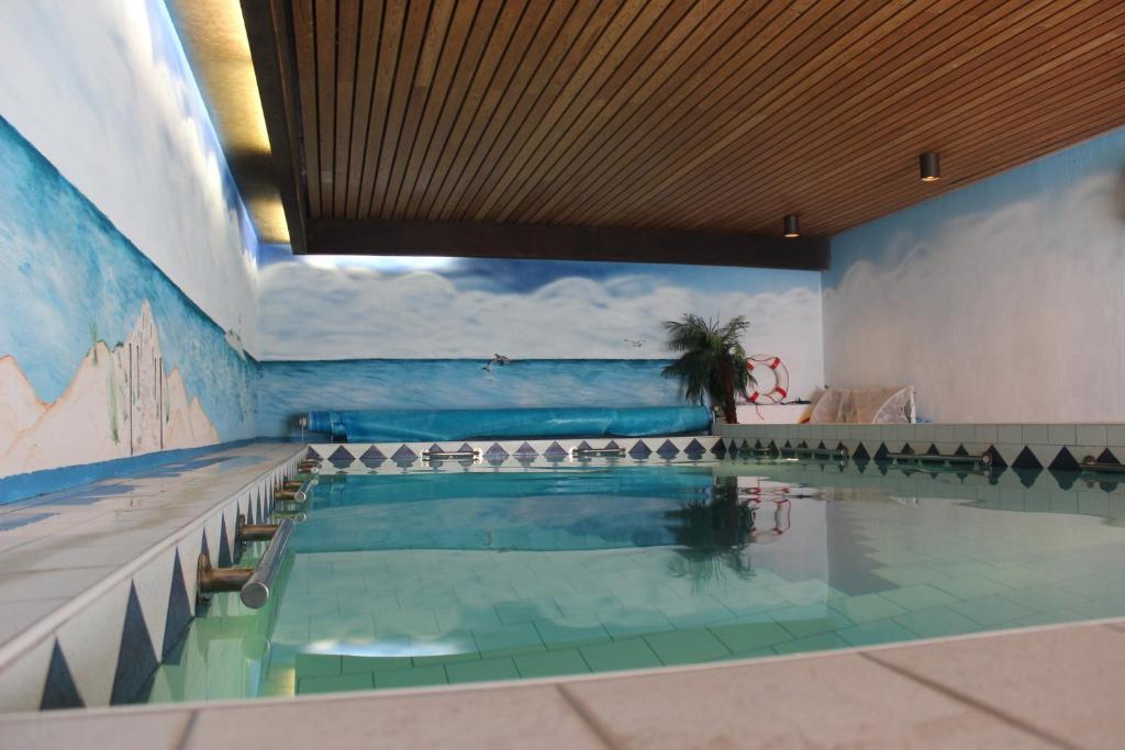 Ferienwohnung Haus Abbi Ferienwohnung Mit Schwimmbad Deutschland