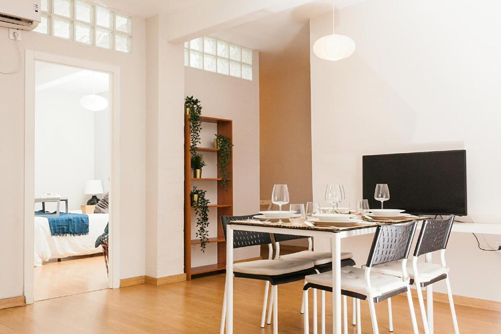 apartamentos sevilla baratos