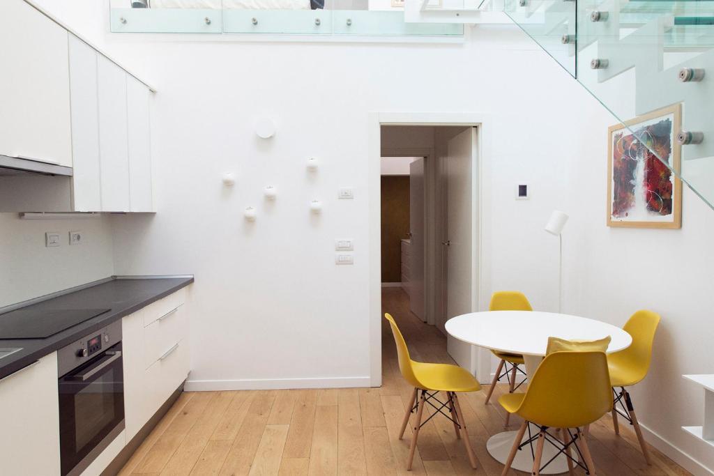 c7a5654a88a22 Apartment Bright crystal loft - Viale Piave