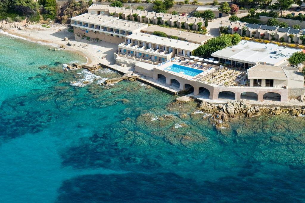 A bird's-eye view of Hotel Stella Di Mare