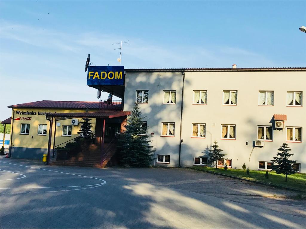 Lomza Poland Map.Zajazd Fadom Lomza Poland Booking Com