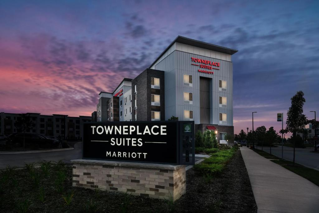 Hotel Towneplace Suites By Marriott Milwaukee Oak Creek Wi