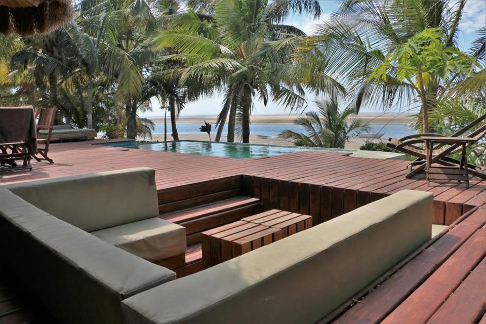 Ebony beach villa mozambique