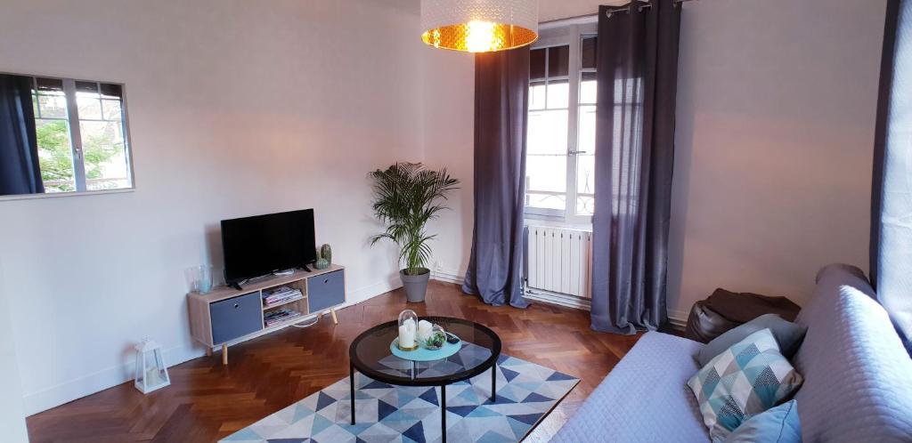 Apartments In Vaumort Burgundy