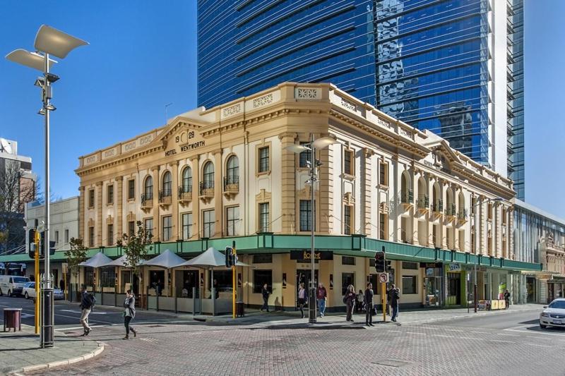 Hotels In Murray Street Perth Newatvs Info