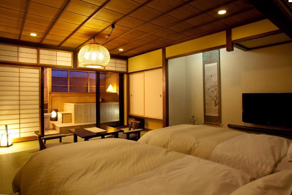 ポイント3.木のぬくもりに安らぐ客室