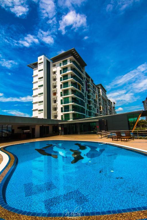 Vivacity Apartment, Kuching, Malaysia