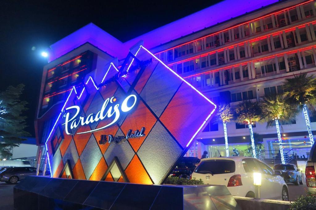 The Paradiso Jk Design Hotel Thailand Nakhon Sawan Bookingcom