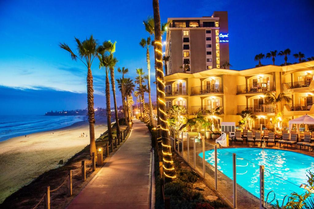 Hotels In San Diego >> Pacific Terrace Hotel San Diego Ca Booking Com