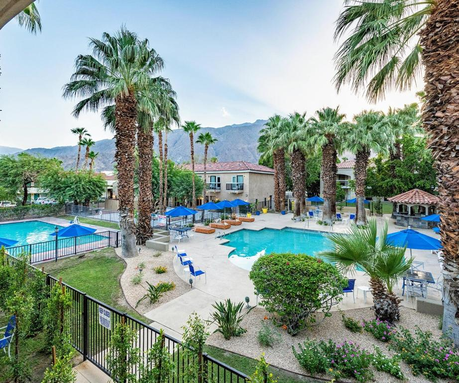 Palm Springs Resorts >> Ivy Palm Resort And Spa Palm Springs Ca Booking Com
