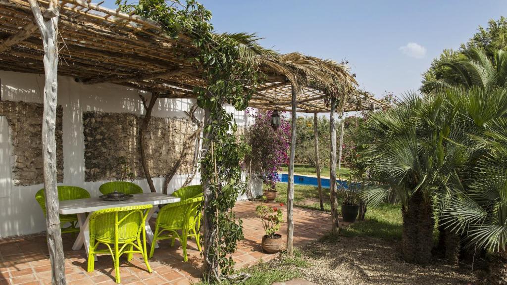 Villa maison campagne maroc essaouira - Les jardins de villa maroc essaouira ...