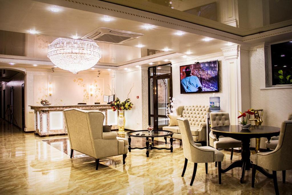Ресторан / где поесть в Спа-отель PALAZZO
