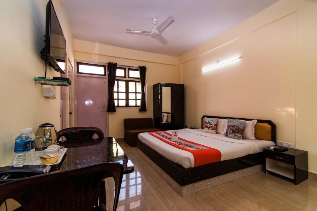 Oyo 10011 Hotel Goa Blossom Candolim India Booking Com