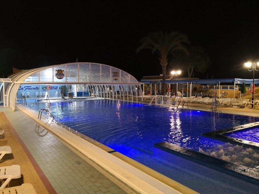 Hotel La Fuente Fortuna Spain Booking Com
