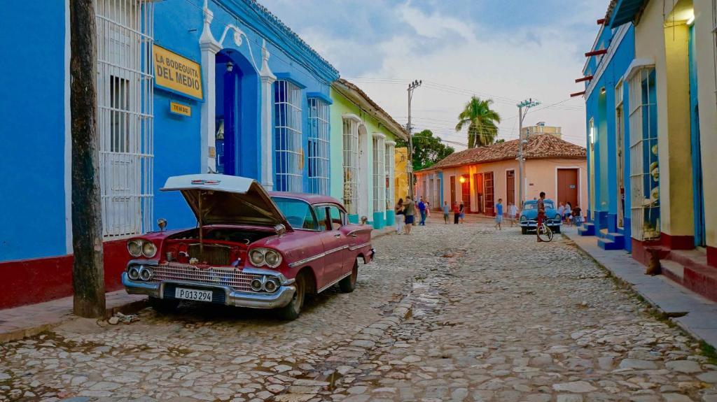 Risultati immagini per trinidad cuba