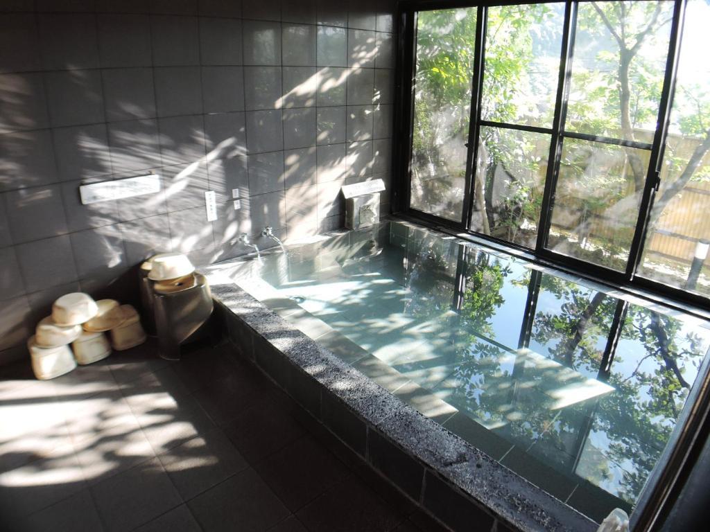 ポイント3.貸し切りの家族風呂有り!充実の温泉設備