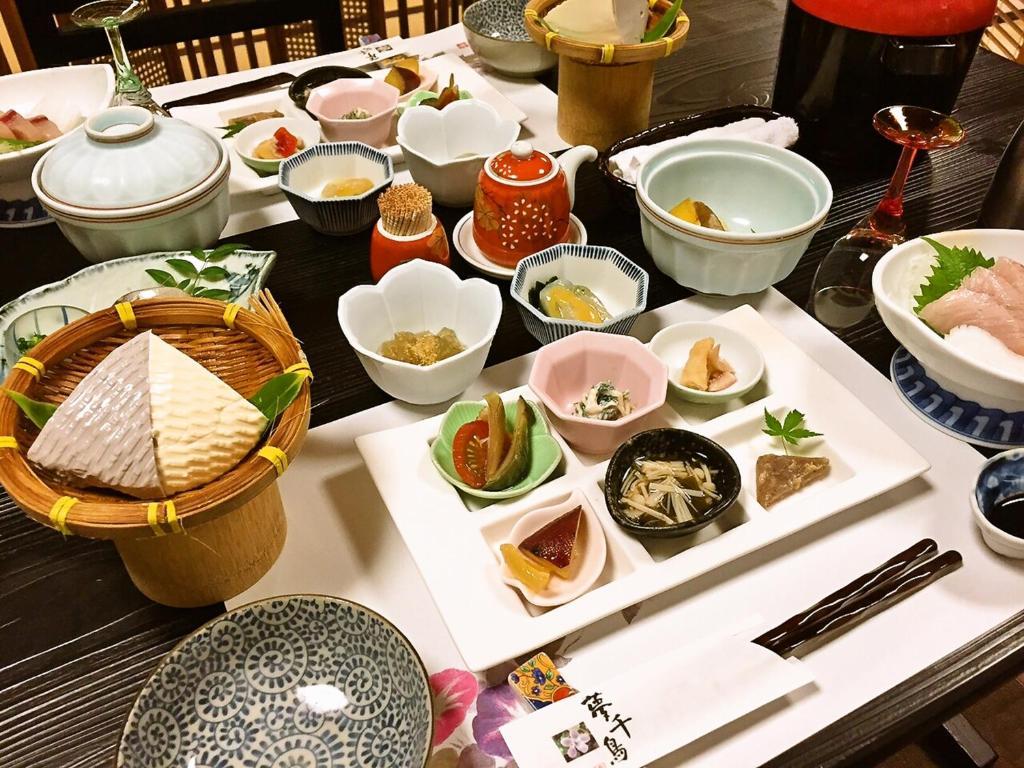 ポイント1.豆腐料理が美味しい!美容と健康に気遣ったメニュー