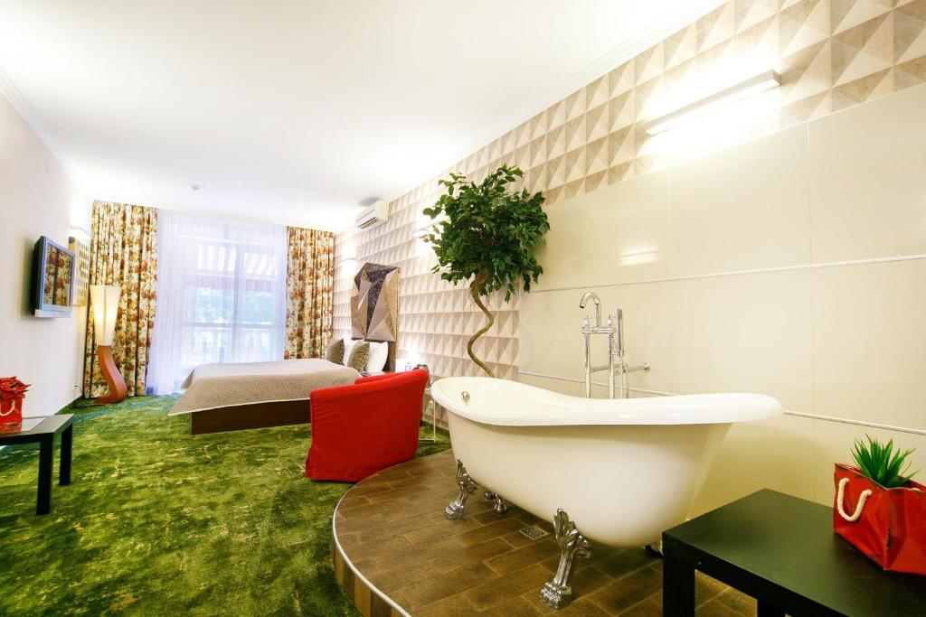 Ванная комната в Петровский Пассаж