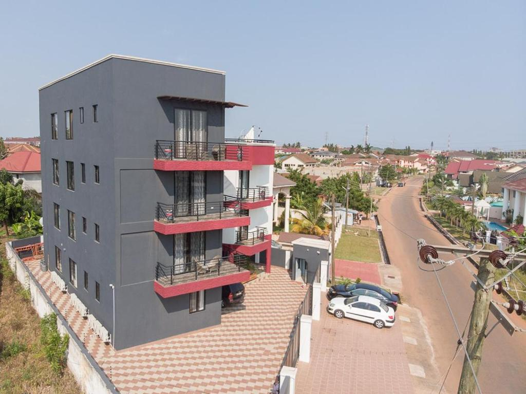 White Oak Apartments Accra Ghana Booking Com