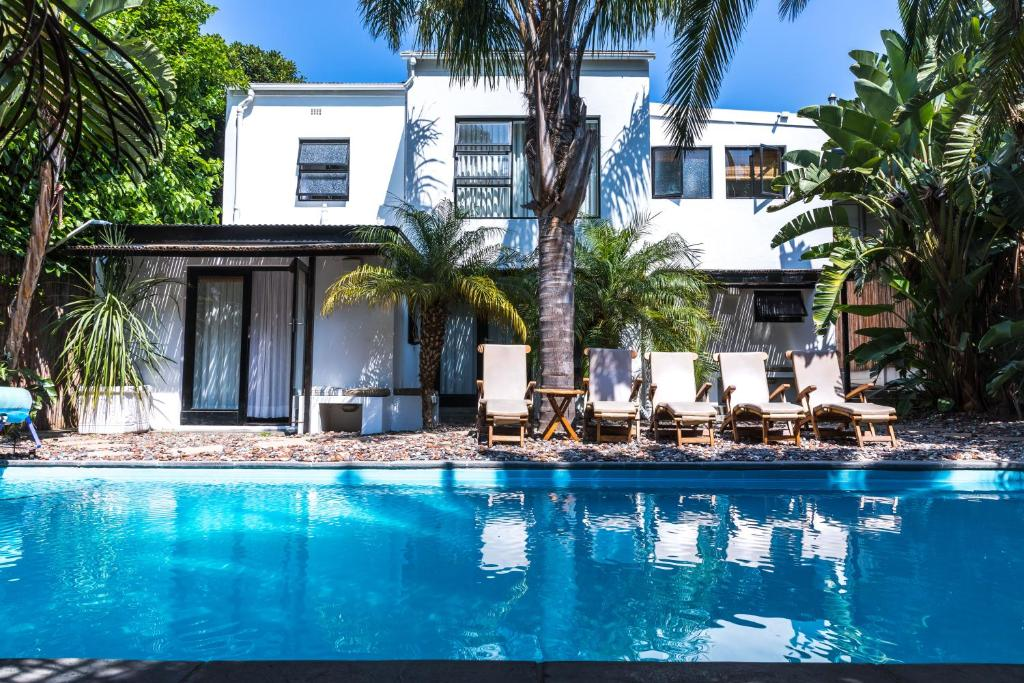 Villa Zuid Afrika : Antrim villa zuid afrika kaapstad booking
