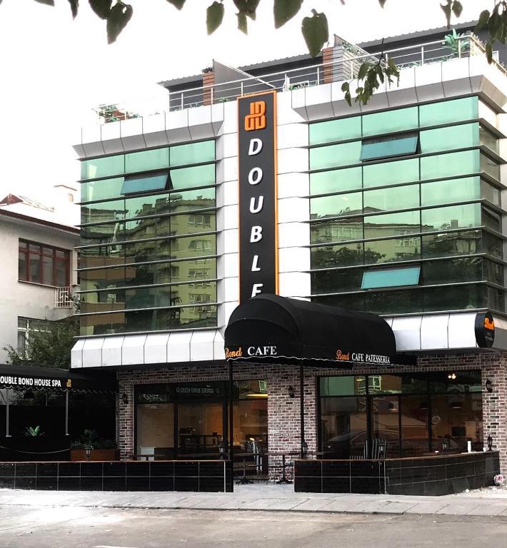 Double Bond Hotel Spa, Ankara, Turkey - Booking com