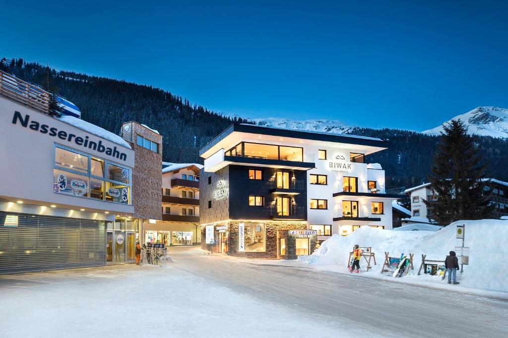 Biwak Appartements Sankt Anton Am Arlberg Updated 2019 Prices