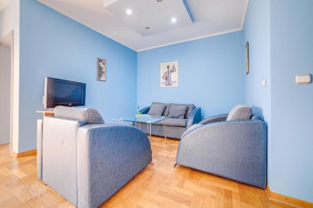 Apartments Singidunum 4 Lux